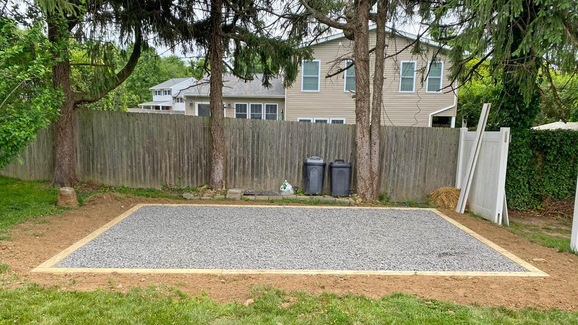 Stone base foundation Wayne PA